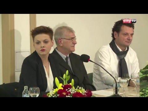Promocija knjige Harija Slipičevića - Jasmina Pošković