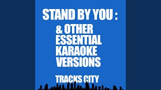 Stand by You (Instrumental Version)