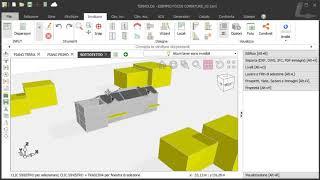 Come si modellano le coperture mediante input grafico di TERMOLOG