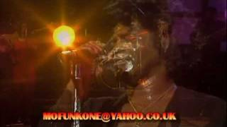 JAMES BROWN & THE J.B.'S - IT'S A MANS WORLD. LIVE TV PERFORMANCE 1981