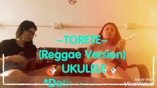 TAIWAN..TORETE Reggae Version PAU and DETH