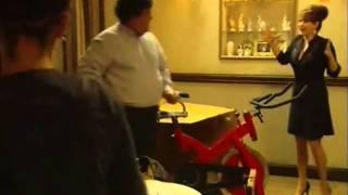 Bicicleta indoor JBH550 en Para Vestir Santos