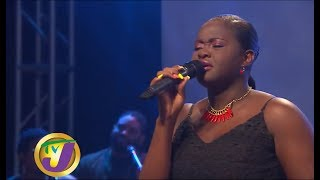 TVJ Digicel Rising Stars: Celicea Ellis Studio Performance - August 18 2019