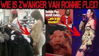 FAMKE LOUISE OF DJ WEF ZWANGER VAN RONNIE FLEX ?