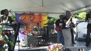 Reemah 'Check Your Words' Reggae on the River July 21, 2012