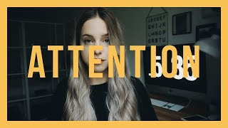 Attention / Charlie Puth / Felicia Lu Cover