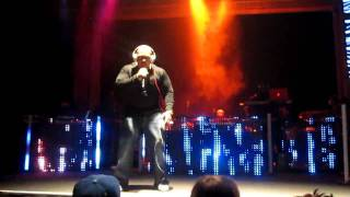 "Timbaland Ft. Justin Timberlake ""Carry Out"" Live in Columbus"