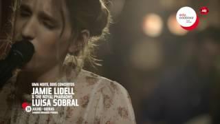 JAMIE LIDELL + LUISA SOBRAL - EDPCOLJAZZ'17