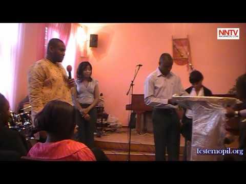 University 2012 Graduates Thanksgiving Service_vid 2