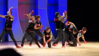 2015 World Hip Hop Dance Championship   Kings United of India