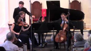 Parker Suite for Piano Trio, Op. 35 Prelude