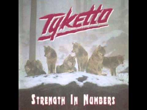 tyketto strength in numbers tour