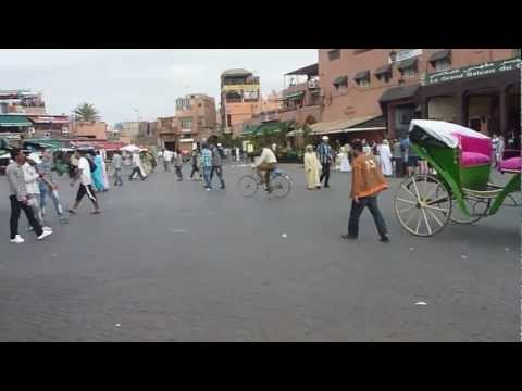 1001 Adventure Tours | Travel Blog – Travel Minute Marrakech Djamaa el Fna