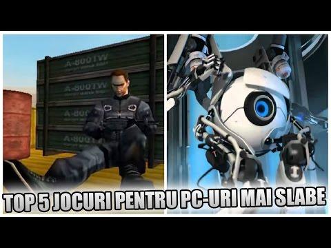 JOCURI PENTRU PC-URI MAI SLABE