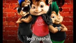 tera nasha song