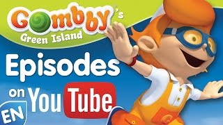 We present...Gombby´s Green Island in English