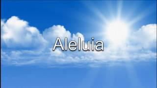 Aleluia - Agnus Dei - instrumental