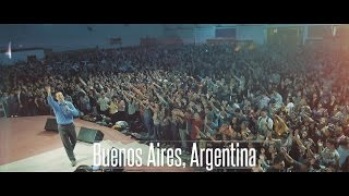 Powerful Holy Spirit Revival in BUENOS AIRES, ARGENTINA!