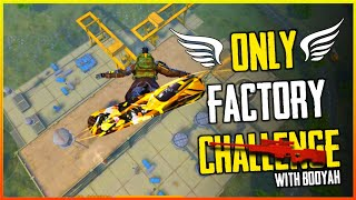 Only Factory Roof Challenge With 9 Kill B0oyah - Garena Free Fire