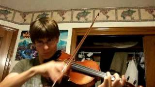 Mortal Kombat Violin