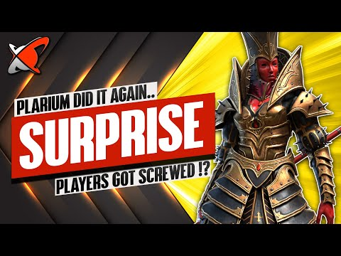 """PLARIUM IS """"SURPRISING"""" PLAYERS... AGAIN 