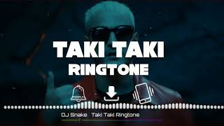 Taki Taki marimba remix Ringtone Selena Gomez ,DJ Snake