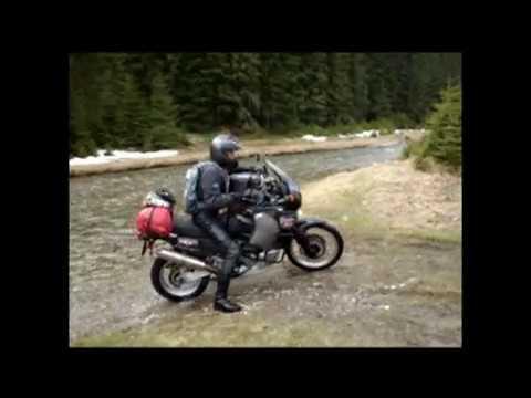 Dirk & Stan's Adventure tours 2009 doorwading stan