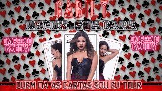 Gabily - Sua Cara ( Pabllo Vittar Ft Anitta ) Quem Da As Cartas Sou Eu Tour - Ao Vivo No Barra Music