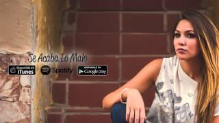 Sarayma - Se acaba lo malo (Audio Oficial)