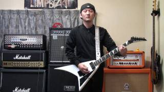 Eat You Alive Limp Bizkit Cover