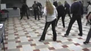 Line-dance 6 8 12 Les Talons Sauvages Versailles