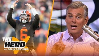 Colin Cowherd picks his winners and losers in each division for the 2019 season   NFL   THE HERD