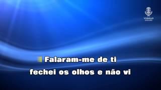 ♫ Karaoke ÉS O MEU FINAL FELIZ - David Antunes & Vanessa Silva
