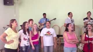 Bendito Serás - Toque no Altar - Ministério Pra Sempre.mov