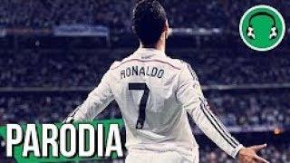 Cristiano Ronaldo 2017 - 100 Gols Paródia - FutParódias