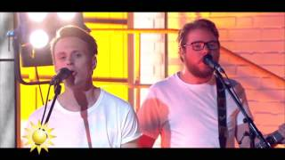 "Benjamin Ingrossos nya singel ""Do you think about me"" - Nyhetsmorgon (TV4)"