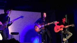 Be The Wolf - Chameleon (Acoustic) LIVE @ Live Forum [10.02.2013]