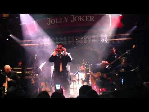 Yaşar konseri-11.02.2012 istanbul jolly joker