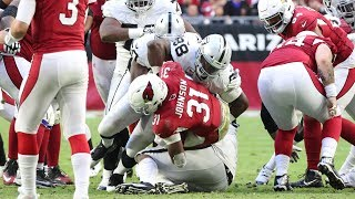 Mic'd Up: DT Frostee Rucker - Week 11 at Cardinals