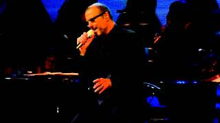 George Michael live at the R A H 29th October 2011 cow boys and angels