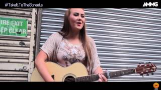 Summertime Sadness (Acoustic Cover) Clodagh Quinn #TakeItToTheStreets (HD)