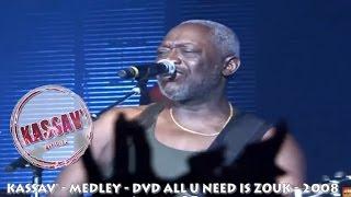 ZOUK - KASSAV - MEDLEY JACOB DESVARIEUX - LIVE ZENITH 2008