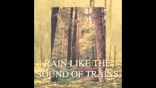 Rain Like The Sound Of Trains - Puzzled States