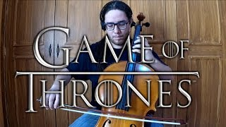 Game of Thrones Main Theme (Cello Cover) by Stephan Bookman