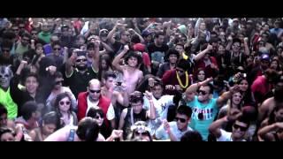 Rounders Festival 2013 *AfterMovie Oficial* iliuchina, Z-Cat, Astrix, GMS Vs Astrix Live