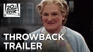 Mrs. Doubtfire | #TBT Trailer | 20th Century FOX