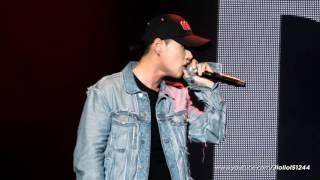 딘(dean) x 지코(ZICO) - 풀어 (Pour Up) (LIVE in Jisan, Korea_20160723)