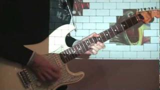 Pink Floyd - Comfortably Numb [FINAL Guitar SOLO Cover]