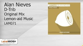 Alan Nieves - D-Trib (Original Mix)