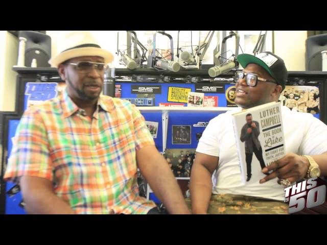 "ROYCE DA 5'9 PUTS SOME RESPECT ON UNCLE LUKE'S NAME: ""YOU BROKE DOWN A LOT MORE BARRIERS THAN YOU GET CREDIT FOR"""